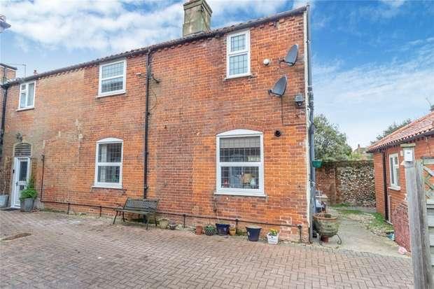 3 Bedrooms End Of Terrace House for sale in Fakenham