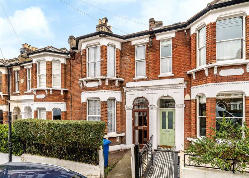 4 Bedrooms Terraced House for sale in Grove Hill Road, Camberwell, London, SE5