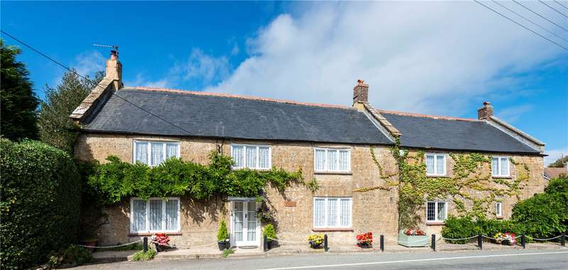5 Bedrooms Detached House for sale in Chard Road, Drimpton, Beaminster, Dorset