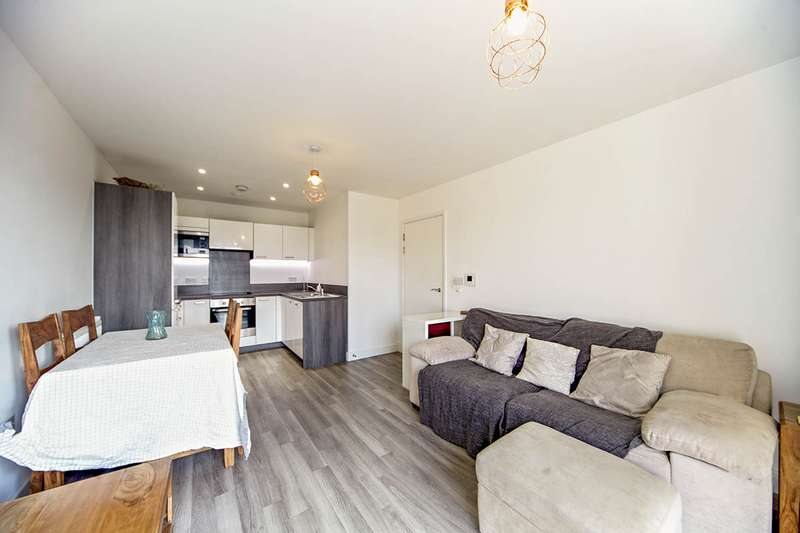 1 Bedroom Apartment Flat for sale in Ferdinand Court, Adenmore Road, London, SE6