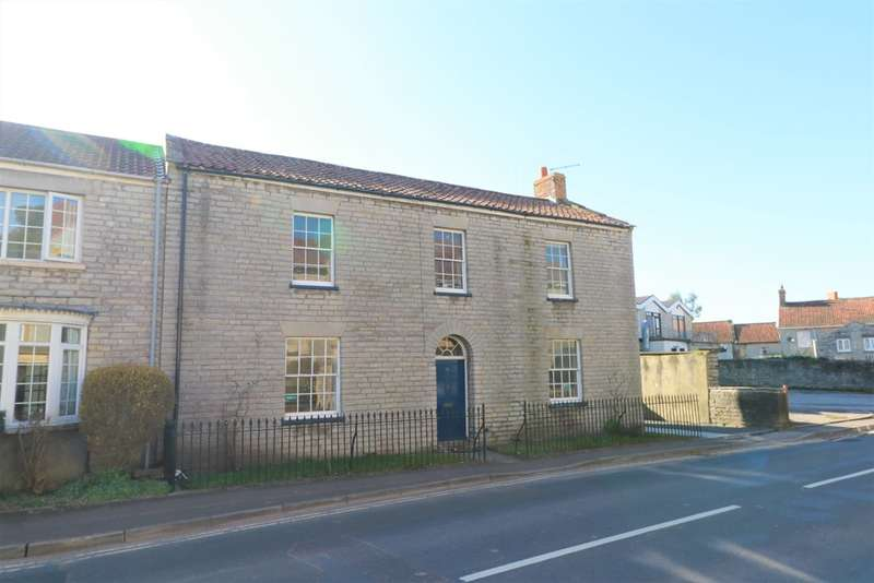 3 Bedrooms Semi Detached House for sale in Somerton Road, Street
