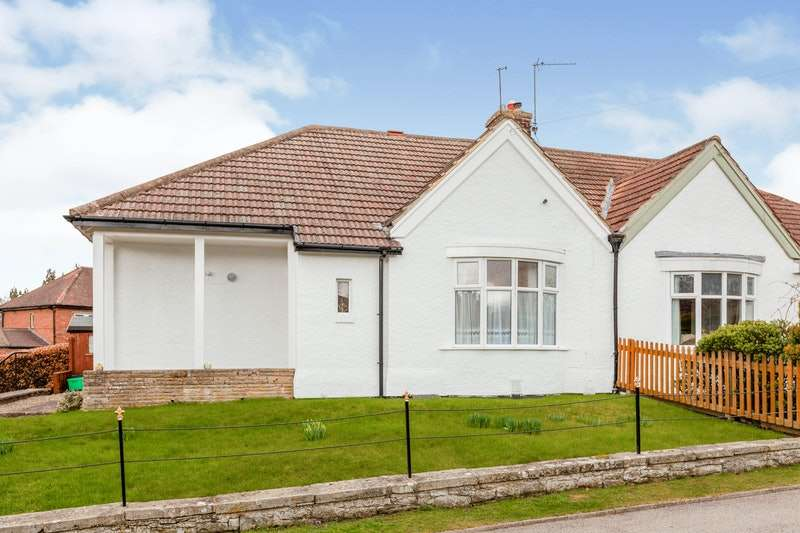 3 Bedrooms Semi Detached House for sale in Woodlands Road, Barnard Castle, North Yorkshire, DL12