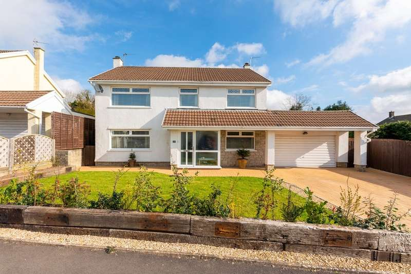 4 Bedrooms Detached House for sale in Park Lane, Groesfaen