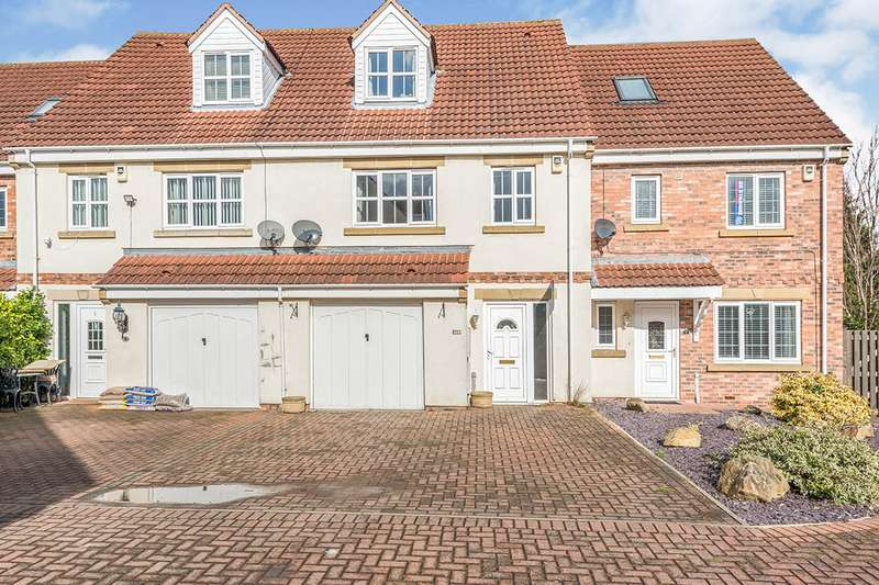 4 Bedrooms House for sale in Brinsmead Court, Rothwell, Leeds, LS26
