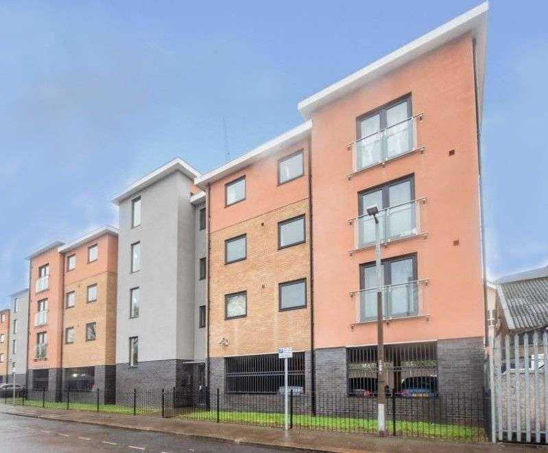 2 Bedrooms Apartment Flat for sale in Lansdowne Court, Thurrock, RM18