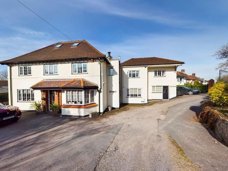 7 Bedrooms Detached House for sale in Greenways, Caerleon Road, Llanfrechfa, Cwmbran
