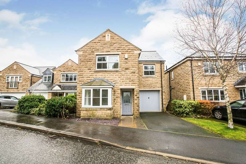 4 Bedrooms Detached House for sale in Rylands Park, Ripponden, Sowerby Bridge, West Yorkshire, HX6