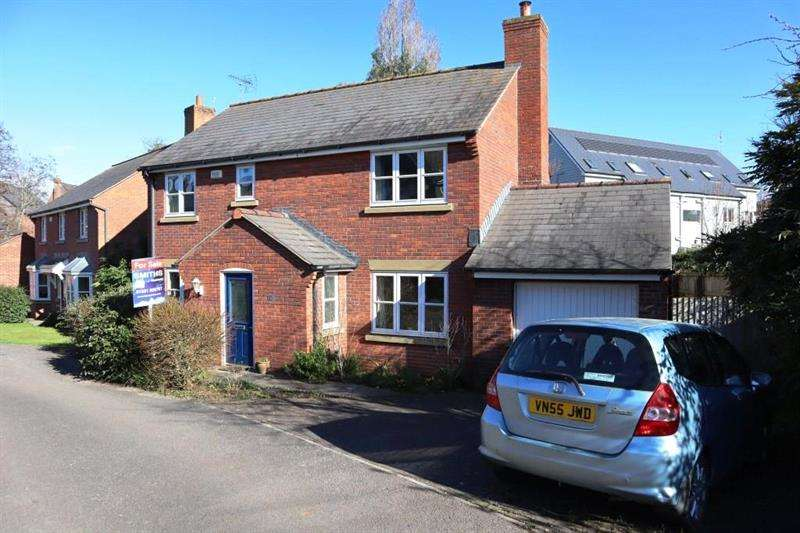 4 Bedrooms Detached House for sale in Brookside, Newent, GL18
