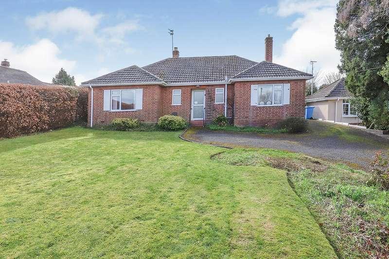 3 Bedrooms Detached Bungalow for sale in Crockington Lane, Seisdon, Wolverhampton, Staffordshire, WV5