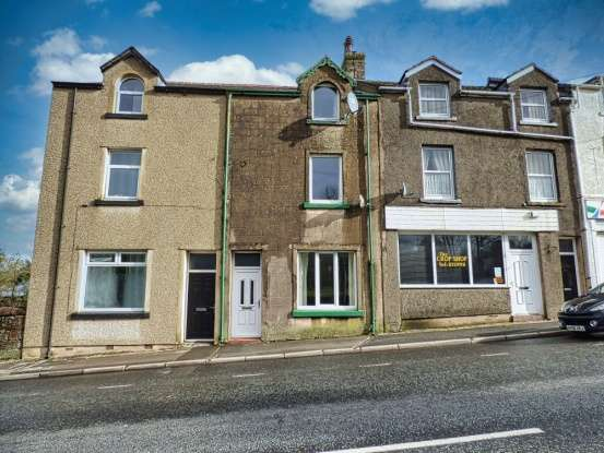 5 Bedrooms Terraced House for sale in High Street, Cleator Moor, Cumberland, CA25 5BW