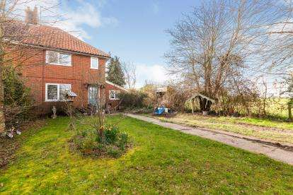 3 Bedrooms Semi Detached House for sale in All Saints South Elmham, Halesworth, Suffolk