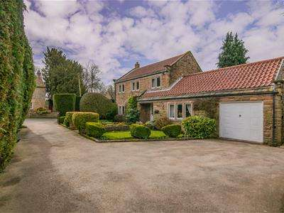 4 Bedrooms Detached House for sale in Hooton Pagnell, Doncaster