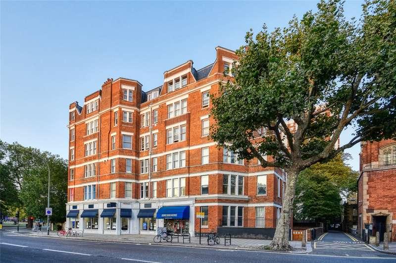 3 Bedrooms Flat for sale in Granville Mansions, Shepherds Bush Green, Shepherds Bush, London, W12
