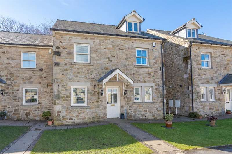 5 Bedrooms Semi Detached House for sale in West Farm Grange , Consett, DH86TP