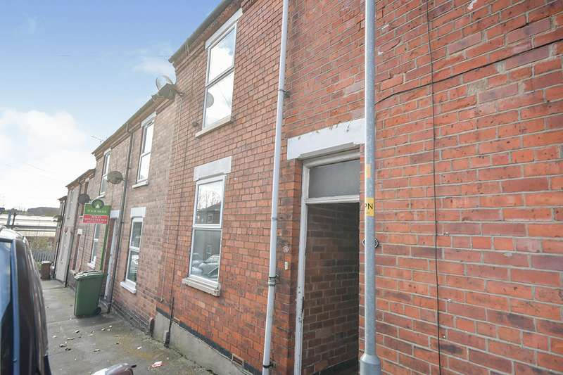 2 Bedrooms House for sale in McInnes Street, Lincoln, Lincolnshire, LN2
