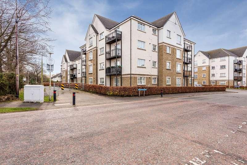 2 Bedrooms Apartment Flat for sale in Crown Crescent, Larbert, Stirlingshire, FK5