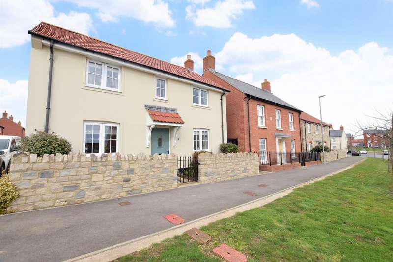 3 Bedrooms Detached House for sale in Chickerell