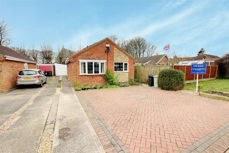 2 Bedrooms Detached Bungalow for sale in Cheltenham Way, Mablethorpe