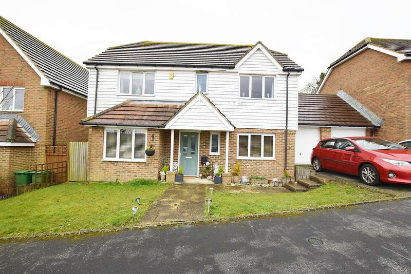 5 Bedrooms Detached House for sale in Welton Rise, St. Leonards-On-Sea
