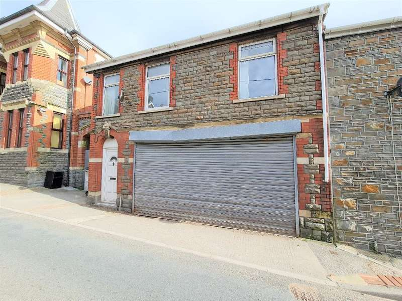 1 Bedroom Workshop & Retail Space Commercial for sale in Penrhiwceiber Road, Mountain Ash, CF45 4SW