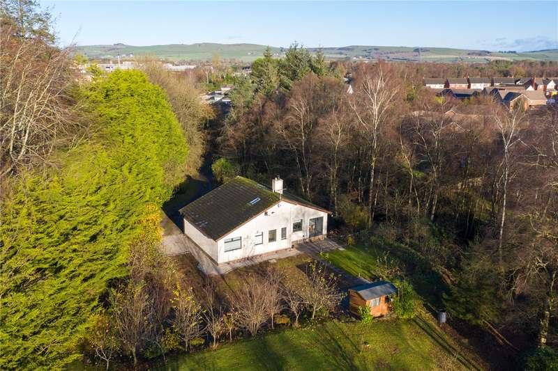 3 Bedrooms Detached House for sale in 11 Sandygrove, Edinburgh Road, Dumfries, South West Scotland, DG1