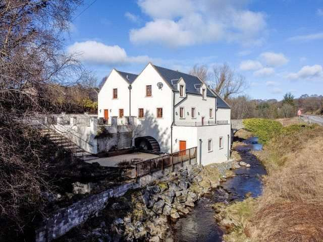 5 Bedrooms Detached House for sale in Crooksmill, Keith, Moray, AB55