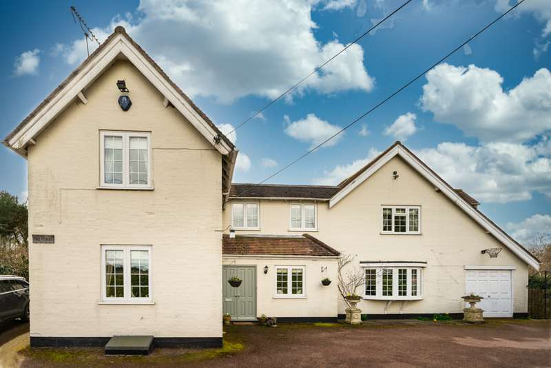 4 Bedrooms Property for sale in Stakenbridge Lane, Churchill