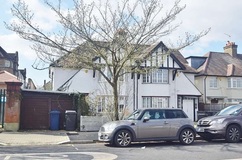 8 Bedrooms Detached House for sale in GREENFIELD GARDENS, CRICKLEWOOD, LONDON, NW2