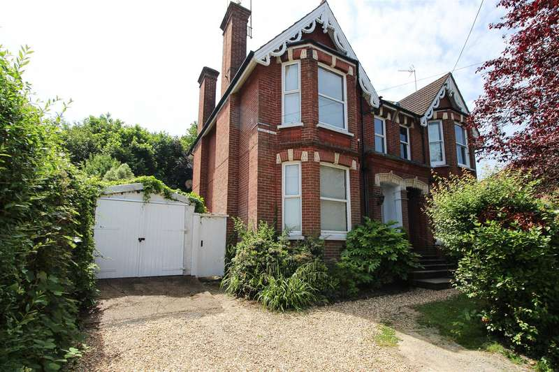 4 Bedrooms Semi Detached House for sale in OPEN HOUSE BY APPT SAT 17TH APRIL Sydney Road, Haywards Heath