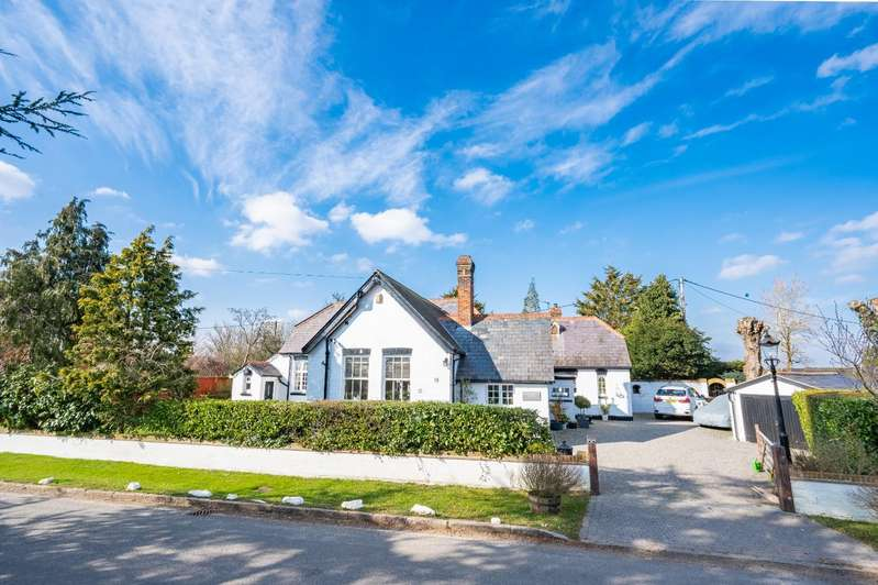 5 Bedrooms Detached House for sale in School Road, Good Easter, Chelmsford