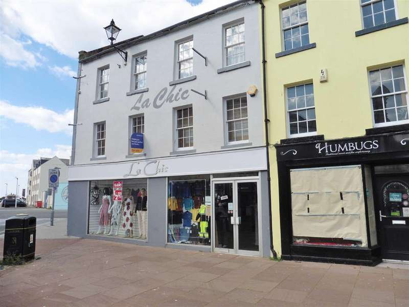 Commercial Property for sale in Market Place, Whitehaven