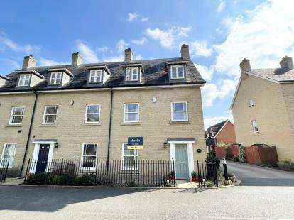 4 Bedrooms End Of Terrace House for sale in Ely, Cambridgeshire