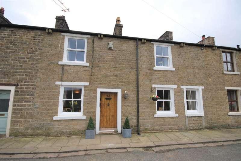 3 Bedrooms Cottage House for sale in Alden Cottages, Alden Road, Helmshore