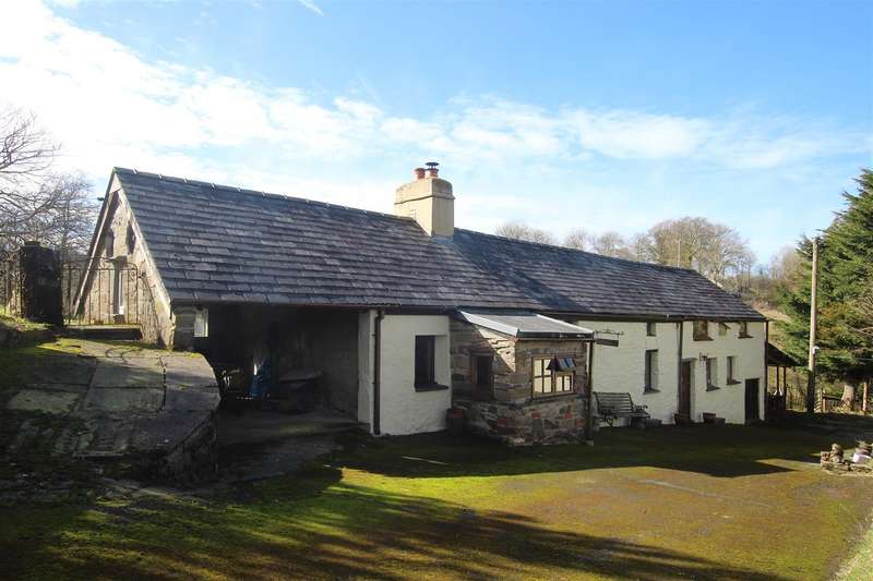 3 Bedrooms Property for sale in Cwrtnewydd, Llanybydder