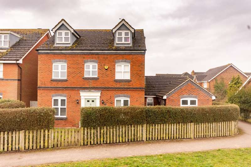 6 Bedrooms Detached House for sale in Wyndham Wood Close, Fradley, Lichfield, WS13