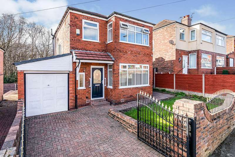 3 Bedrooms Detached House for sale in Ellbourne Road, Manchester, Greater Manchester, M9