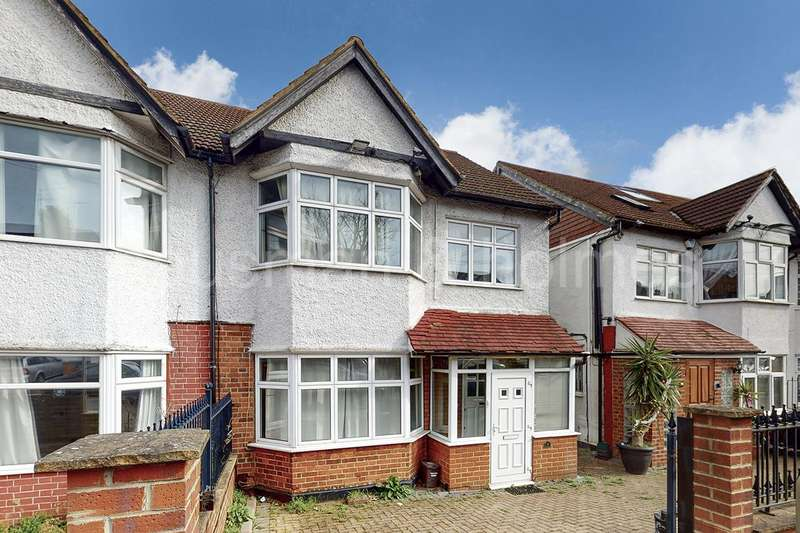 5 Bedrooms House for sale in Aprey Gardens, NW4