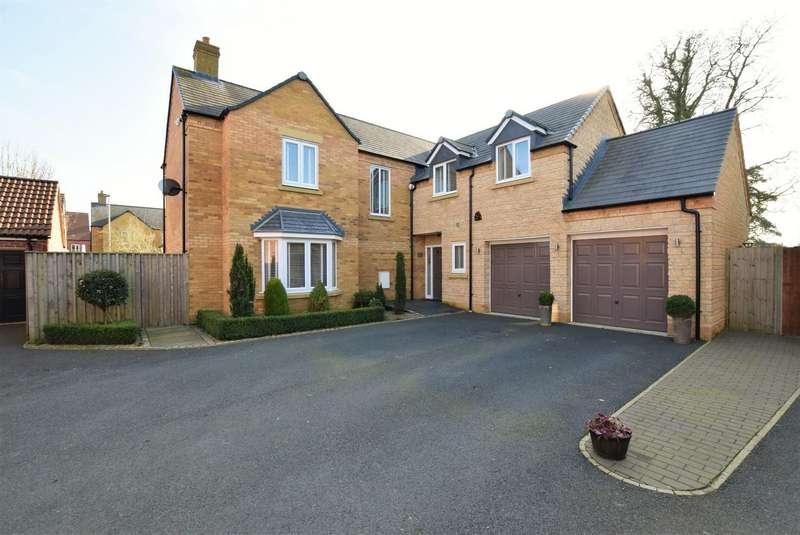 5 Bedrooms Detached House for sale in Alder Close, Barleythorpe, Oakham