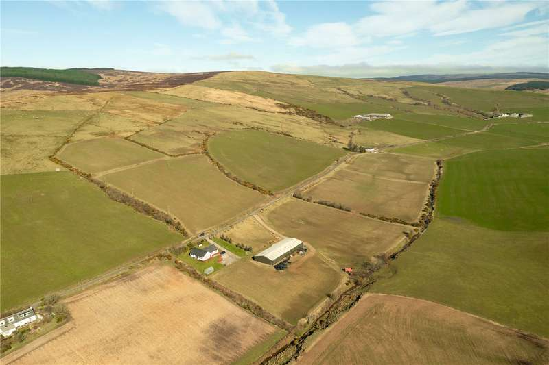 Farm Commercial for sale in Caliglen & Land at Low Cattadale, Southend, Campbeltown, Argyll & Bute, PA28