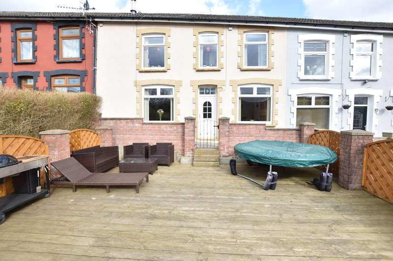 3 Bedrooms Terraced House for sale in Brookland View, Elliots Town, New Tredegar, NP24