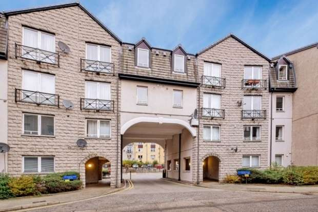 2 Bedrooms Apartment Flat for sale in Strawberry Bank Parade, Aberdeen, Aberdeenshire, AB11 6UT