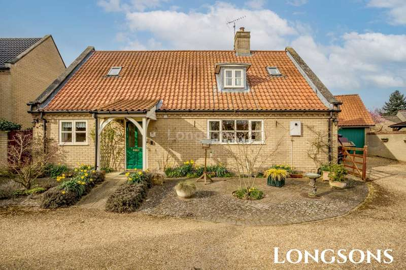 4 Bedrooms Detached House for sale in Church Walk, Beachamwell