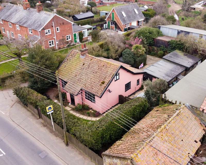 3 Bedrooms Detached House for sale in The Street, Eyke, IP12