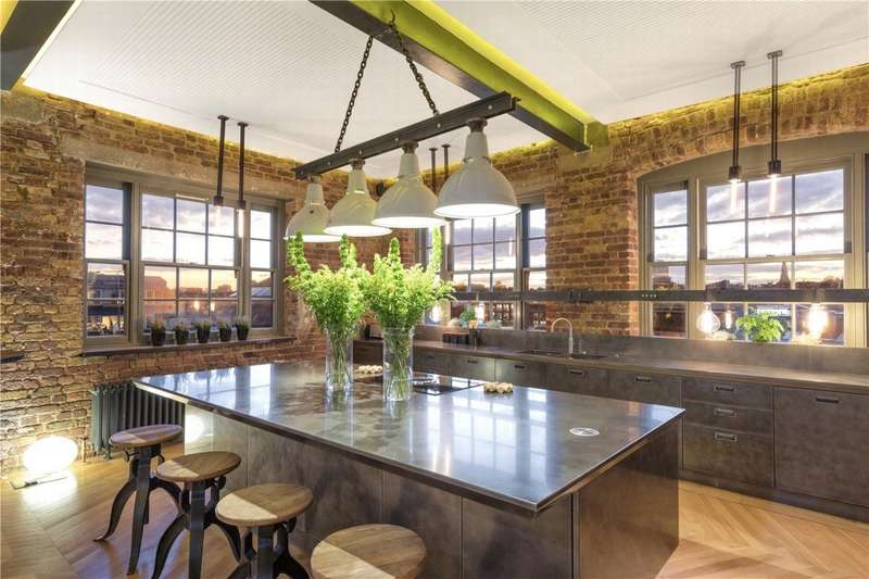 3 Bedrooms Flat for rent in Chappell Lofts, Belmont Street, London, NW1