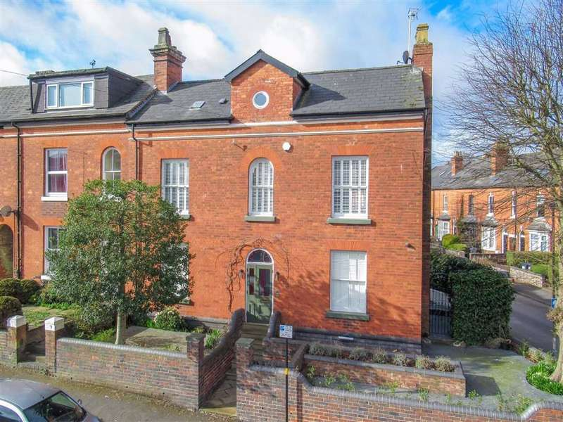 4 Bedrooms Semi Detached House for sale in St Johns Road, Harborne