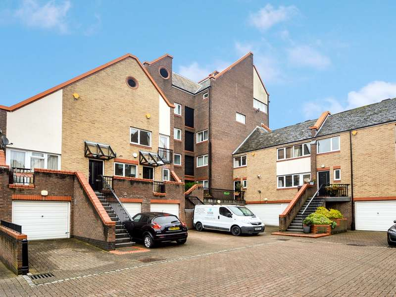 2 Bedrooms Flat for sale in Admiral Place, Rotherhithe SE16