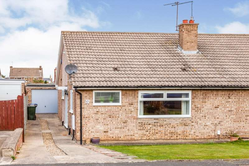 2 Bedrooms Bungalow for sale in The Links, Saltburn-by-the-Sea, North Yorkshire, TS12