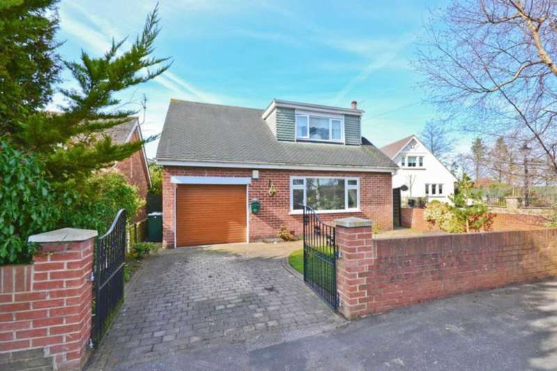 2 Bedrooms Detached Bungalow for sale in Bescar Lane, Scarisbrick