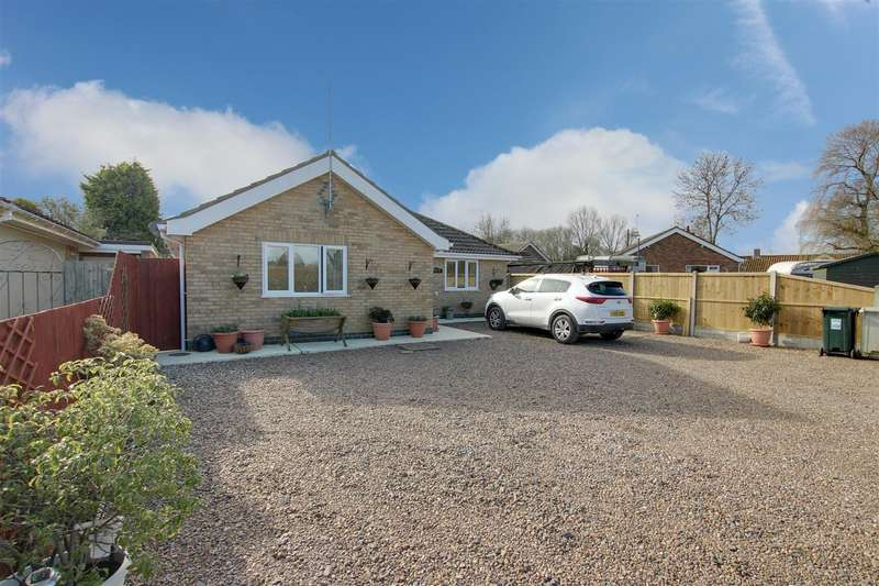 3 Bedrooms Detached Bungalow for sale in Willoughby Road, Cumberworth, Alford