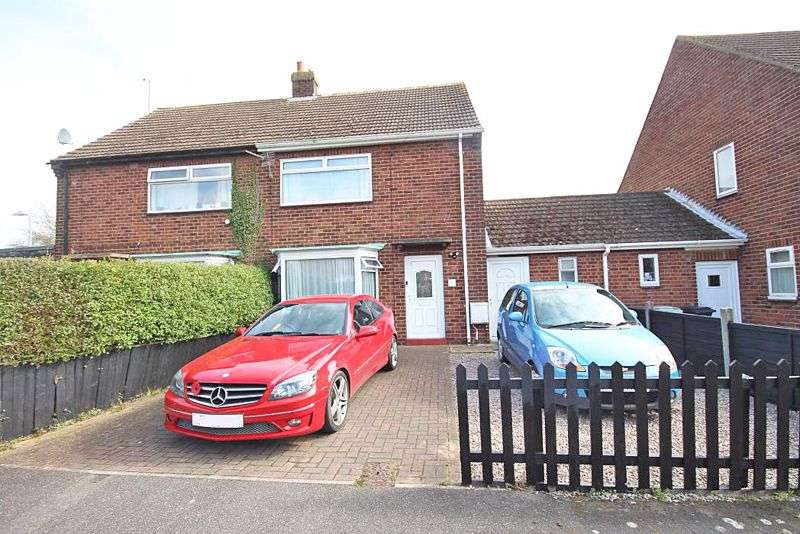 2 Bedrooms Property for sale in FREER GARDENS, LOUTH